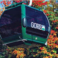 Gore Mountain Fall Events