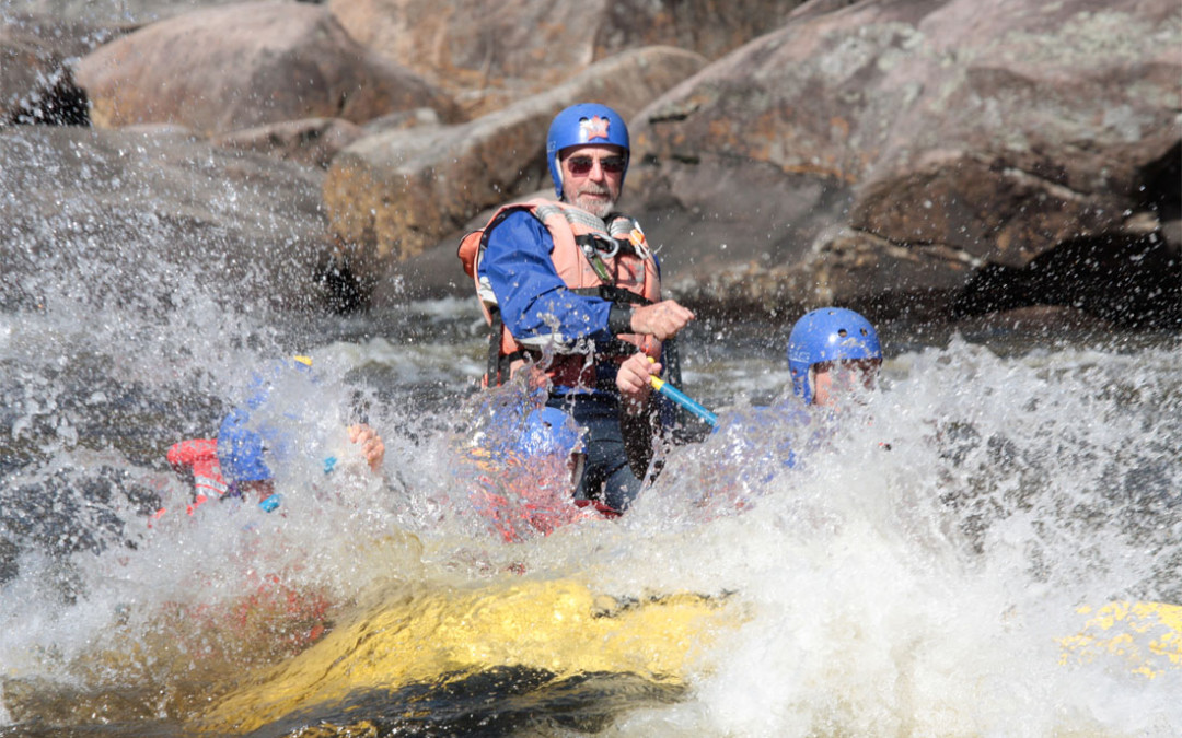 It's Time for Whitewater Fun!