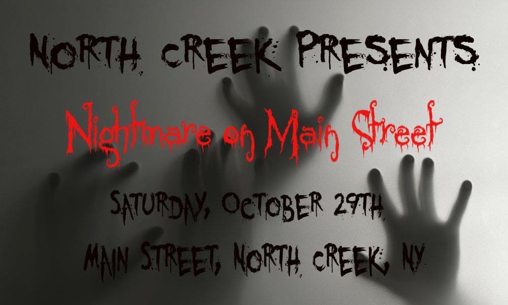 Nightmare on Main St. Oct. 29, 2016