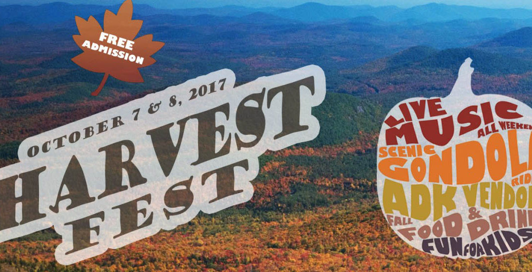 Gore Mt. Harvest Fest Oct 7/8 2017